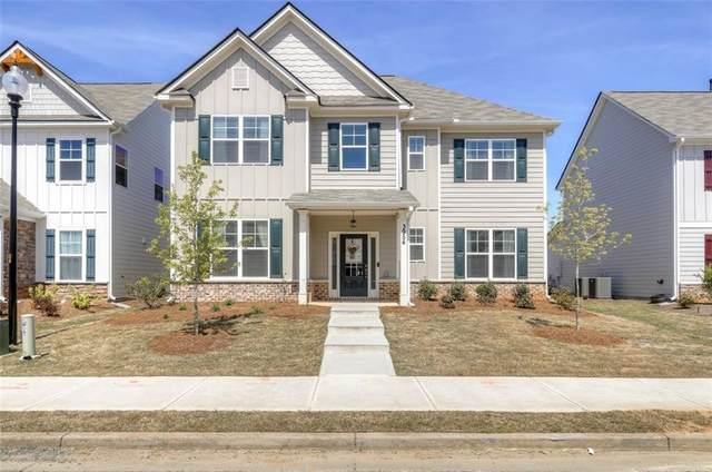 3954 Lagrone Street, Powder Springs, GA 30127 (MLS #6942127) :: North Atlanta Home Team