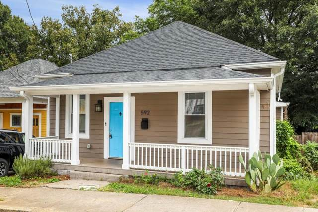 592 Martin Street SE, Atlanta, GA 30312 (MLS #6942146) :: The Kroupa Team | Berkshire Hathaway HomeServices Georgia Properties