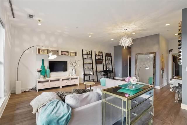 1195 Milton Terrace SE #1201, Atlanta, GA 30315 (MLS #6942186) :: Good Living Real Estate