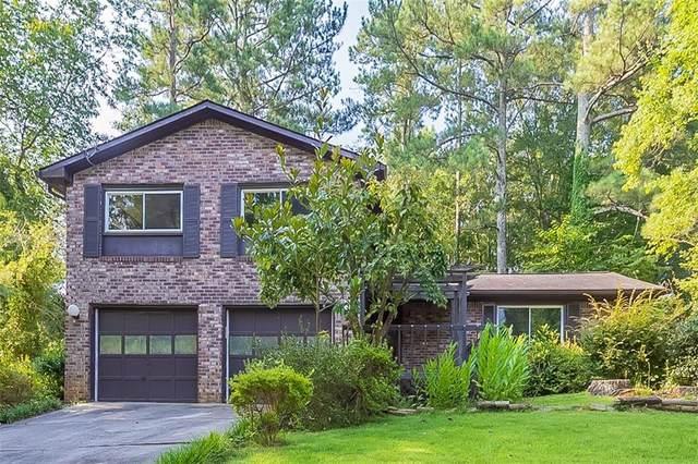 4197 Carrollwood Drive, Stone Mountain, GA 30083 (MLS #6942190) :: North Atlanta Home Team