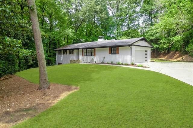 315 Amberidge Trail, Sandy Springs, GA 30328 (MLS #6942206) :: North Atlanta Home Team