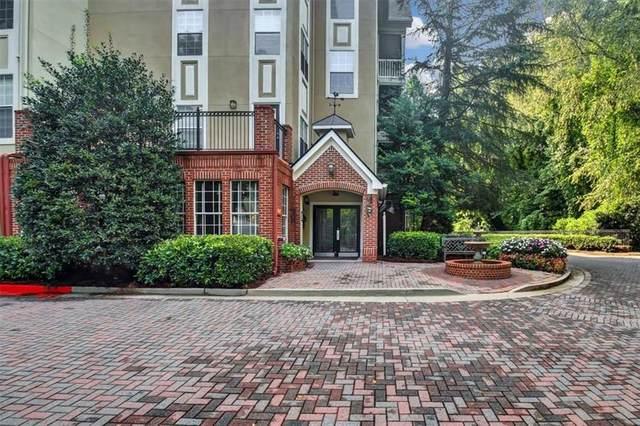 1229 Westchester Ridge NE, Atlanta, GA 30329 (MLS #6942233) :: North Atlanta Home Team