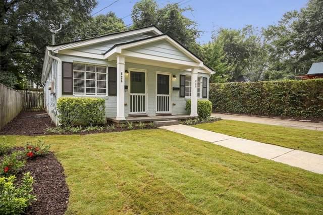 626 Kent Street SE, Atlanta, GA 30312 (MLS #6942260) :: Atlanta Communities Real Estate Brokerage