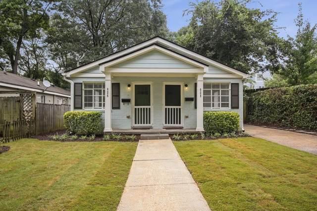 628 Kent Street SE, Atlanta, GA 30312 (MLS #6942307) :: Atlanta Communities Real Estate Brokerage