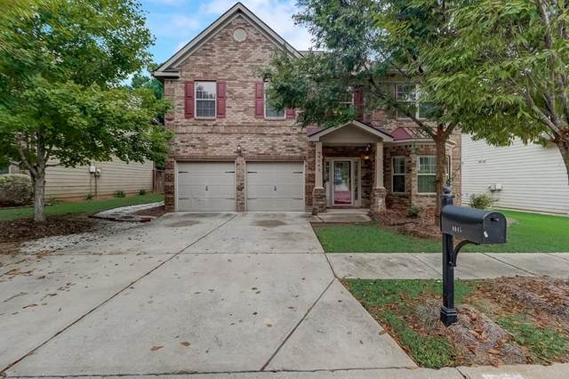 8045 Snapwell Drive, Fairburn, GA 30213 (MLS #6942329) :: North Atlanta Home Team