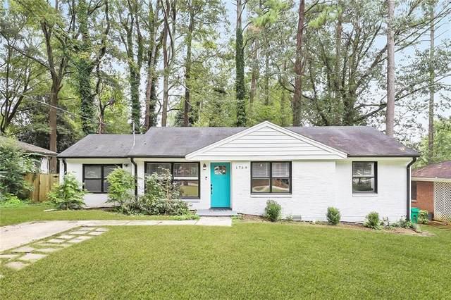 1739 San Gabriel Avenue, Decatur, GA 30032 (MLS #6942338) :: North Atlanta Home Team