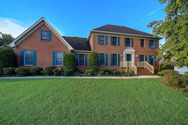1351 Bromley Drive, Snellville, GA 30078 (MLS #6942406) :: AlpharettaZen Expert Home Advisors