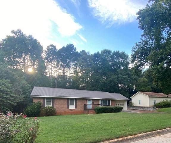 6129 Shamrock Drive NE, Covington, GA 30014 (MLS #6942423) :: RE/MAX Paramount Properties