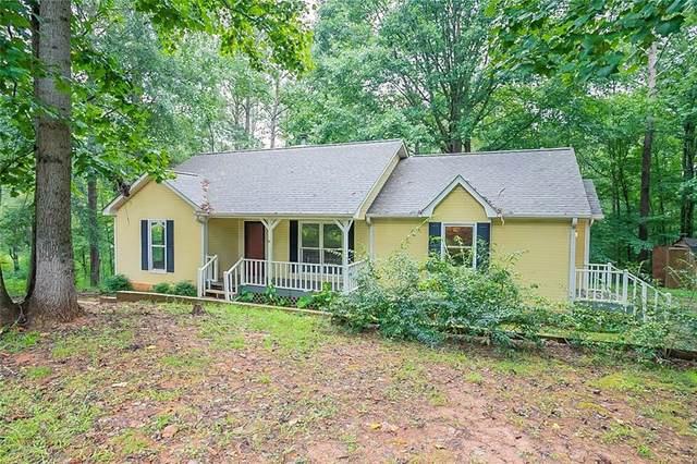 110 Hubbard Drive, Newnan, GA 30263 (MLS #6942438) :: North Atlanta Home Team