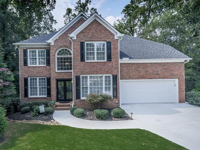 3887 Collier Trace NW, Kennesaw, GA 30144 (MLS #6942441) :: North Atlanta Home Team