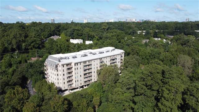 2865 Lenox Road NE #504, Atlanta, GA 30324 (MLS #6942443) :: Kennesaw Life Real Estate