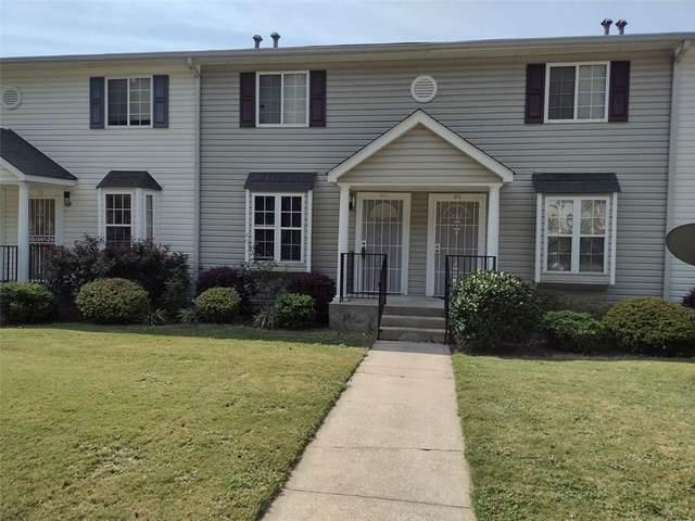 1625 Conley Road #96, Conley, GA 30288 (MLS #6942459) :: North Atlanta Home Team