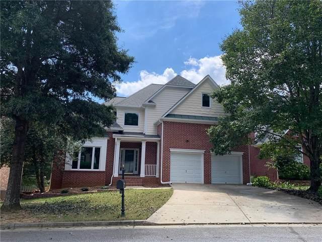 2227 Vernon Oaks Way, Dunwoody, GA 30338 (MLS #6942484) :: North Atlanta Home Team
