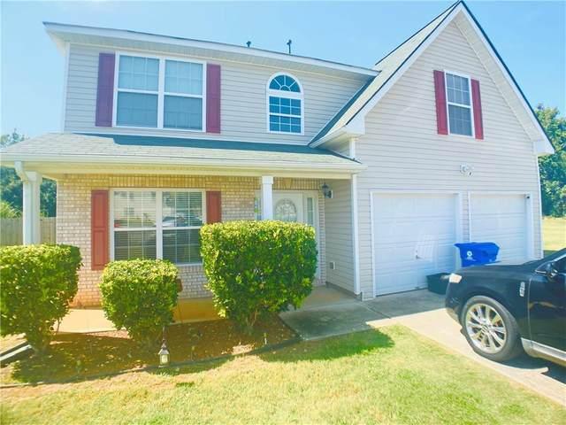 11709 Kades Trl, Hampton, GA 30228 (MLS #6942499) :: North Atlanta Home Team