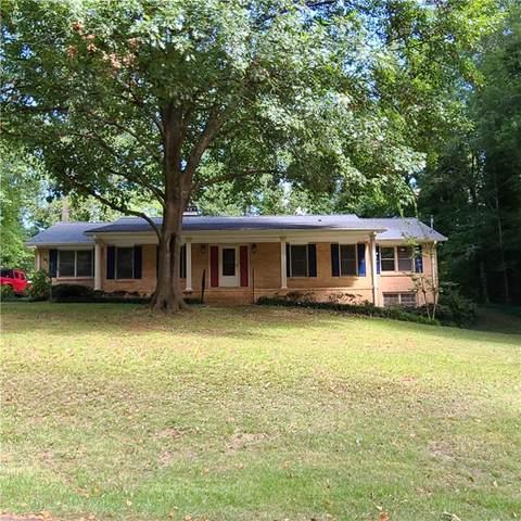 1342 Bertha Way, Marietta, GA 30062 (MLS #6942521) :: The Kroupa Team | Berkshire Hathaway HomeServices Georgia Properties