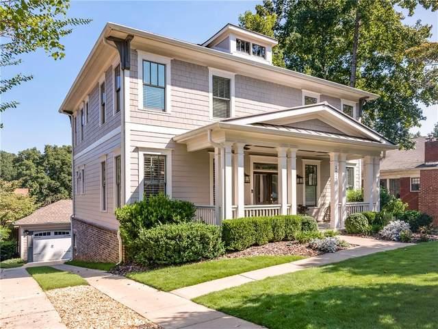 108 E Benson Street, Decatur, GA 30030 (MLS #6942542) :: North Atlanta Home Team
