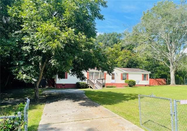 200 Crestwood Terrace, Warner Robins, GA 31088 (MLS #6942558) :: North Atlanta Home Team