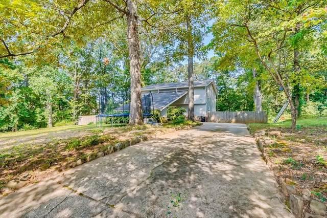 608 Falling Leaf Drive, Lilburn, GA 30047 (MLS #6942561) :: North Atlanta Home Team