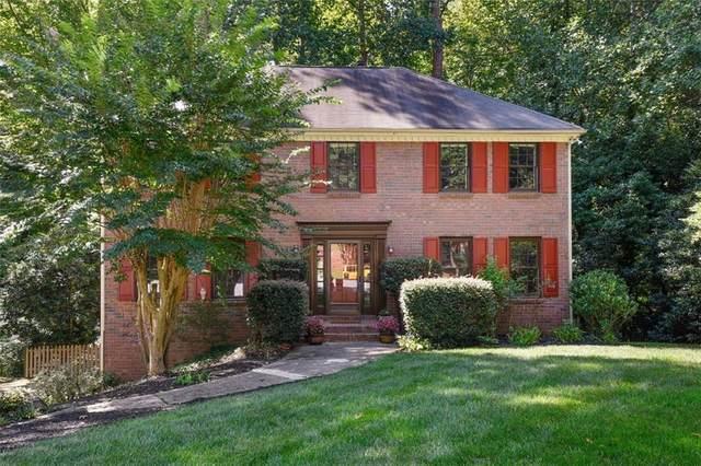 2104 Rockland Court, Marietta, GA 30062 (MLS #6942600) :: North Atlanta Home Team