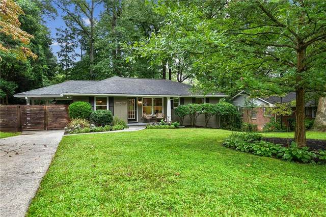 1057 N Hills Drive, Decatur, GA 30033 (MLS #6942602) :: The Cole Realty Group