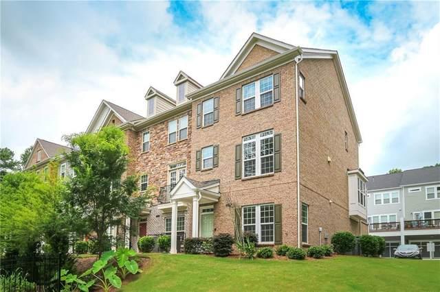 2157 Eagle Creek Lane #80, Decatur, GA 30033 (MLS #6942608) :: Good Living Real Estate