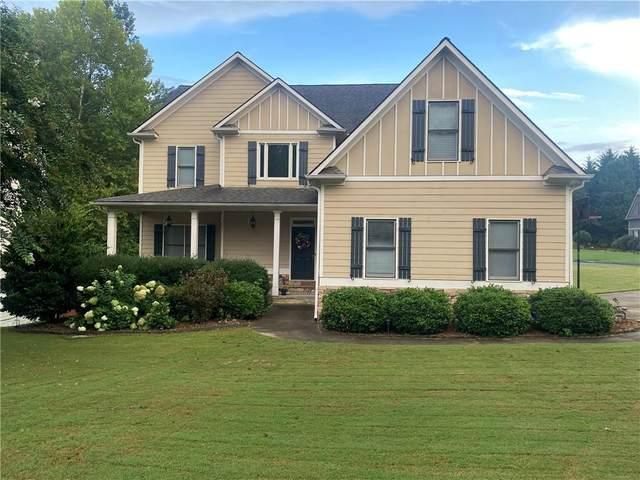 335 Homestead Drive, Dallas, GA 30157 (MLS #6942620) :: North Atlanta Home Team