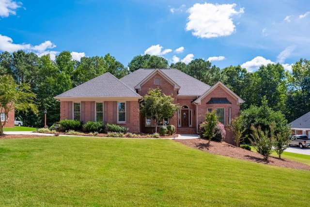 861 Ivy Ridge Drive, Loganville, GA 30052 (MLS #6942656) :: The Hinsons - Mike Hinson & Harriet Hinson