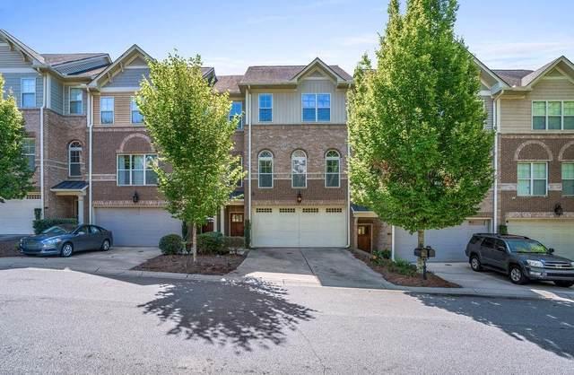 2481 Palladian Manor Way #1, Smyrna, GA 30080 (MLS #6942664) :: Scott Fine Homes at Keller Williams First Atlanta