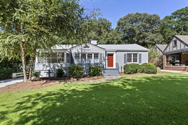 11 Lakeshore Drive, Avondale Estates, GA 30002 (MLS #6942685) :: North Atlanta Home Team