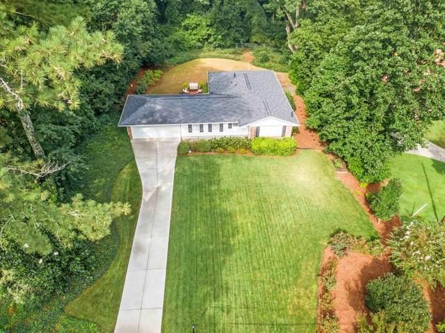 6460 N Hampton Drive, Sandy Springs, GA 30328 (MLS #6942751) :: Good Living Real Estate