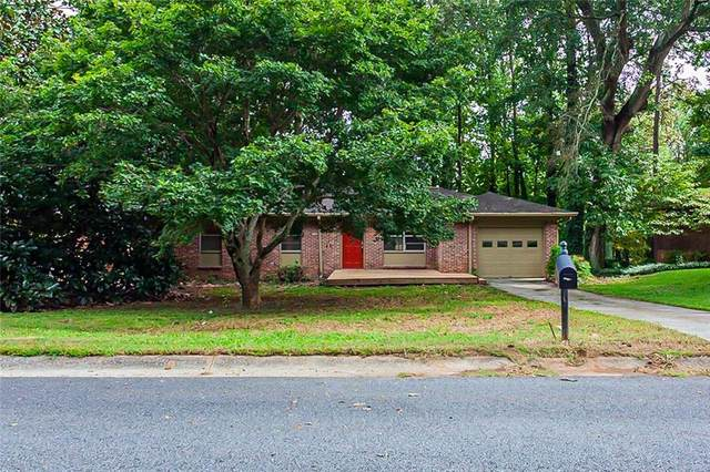 1038 Lancelot Drive, Norcross, GA 30071 (MLS #6942758) :: North Atlanta Home Team