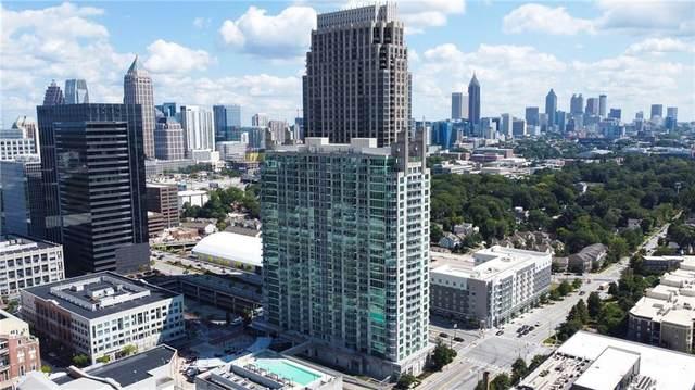 361 17th Street NW #2518, Atlanta, GA 30363 (MLS #6942762) :: Atlanta Communities Real Estate Brokerage