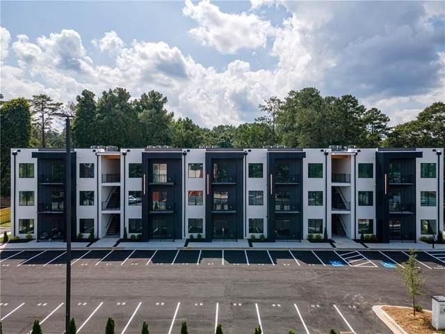 1155 Custer Avenue SE #102, Atlanta, GA 30316 (MLS #6942765) :: Atlanta Communities Real Estate Brokerage