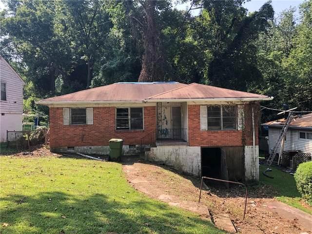 1220 Westboro Drive SW, Atlanta, GA 30310 (MLS #6942773) :: Virtual Properties Realty