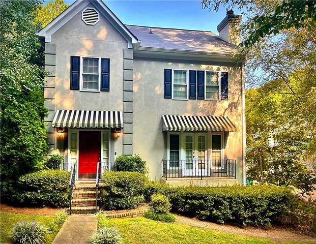 1259 Wildcliff Circle NE, Atlanta, GA 30329 (MLS #6942800) :: North Atlanta Home Team