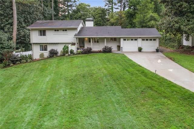 6274 Hunting Creek Road, Atlanta, GA 30328 (MLS #6942820) :: Evolve Property Group