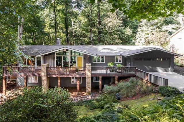 910 Barton Woods Road NE, Atlanta, GA 30307 (MLS #6942826) :: Dillard and Company Realty Group