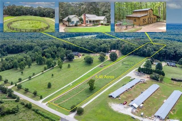 1120 Brockton Loop Road, Jefferson, GA 30549 (MLS #6942827) :: Path & Post Real Estate
