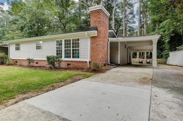 2669 Addison Drive, Atlanta, GA 30340 (MLS #6942844) :: North Atlanta Home Team