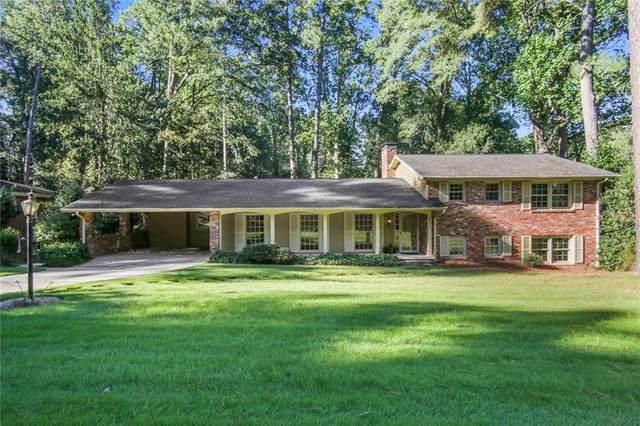 2075 Imperial Drive NE, Atlanta, GA 30345 (MLS #6942862) :: North Atlanta Home Team