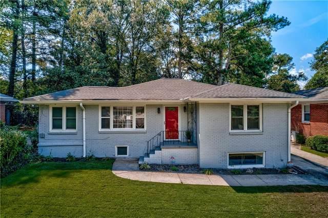 1930 Penelope Road NW, Atlanta, GA 30314 (MLS #6942871) :: North Atlanta Home Team