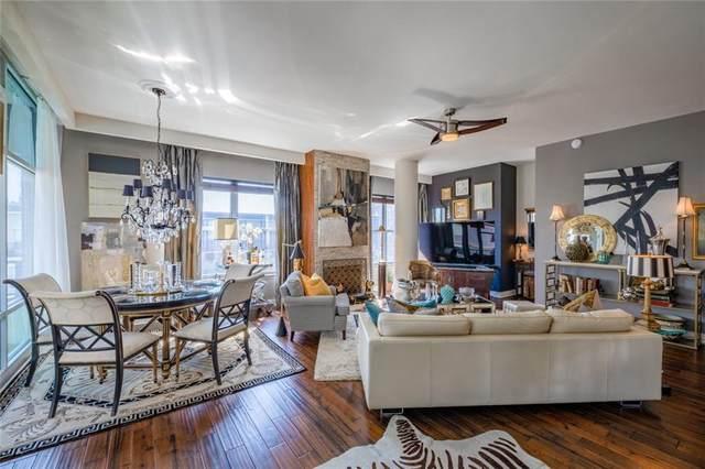 845 Spring Street NW #429, Atlanta, GA 30308 (MLS #6942874) :: Dawn & Amy Real Estate Team