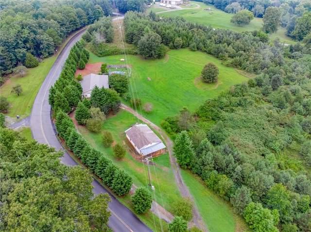 2020A Little Refuge Road, Waleska, GA 30183 (MLS #6942883) :: North Atlanta Home Team