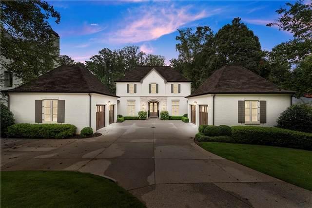 4535 Lake Forrest Drive, Atlanta, GA 30342 (MLS #6942907) :: North Atlanta Home Team
