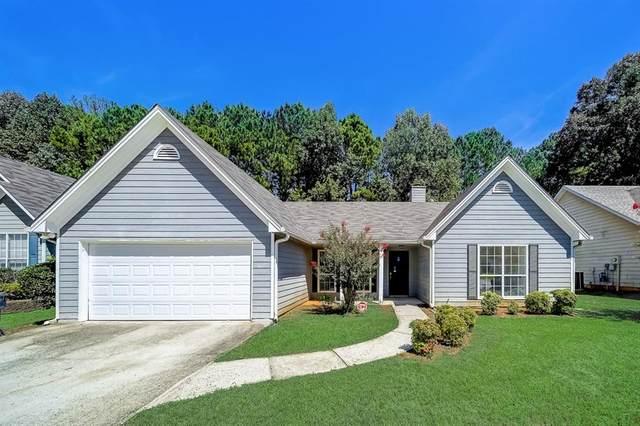 1335 Avalon Drive, Lawrenceville, GA 30044 (MLS #6942908) :: North Atlanta Home Team