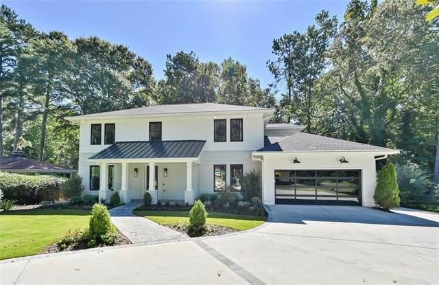 3396 Rockhaven Circle NE, Atlanta, GA 30324 (MLS #6942923) :: North Atlanta Home Team