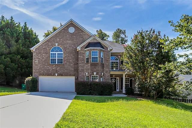 4805 Candy Cove, Lithonia, GA 30038 (MLS #6942924) :: North Atlanta Home Team