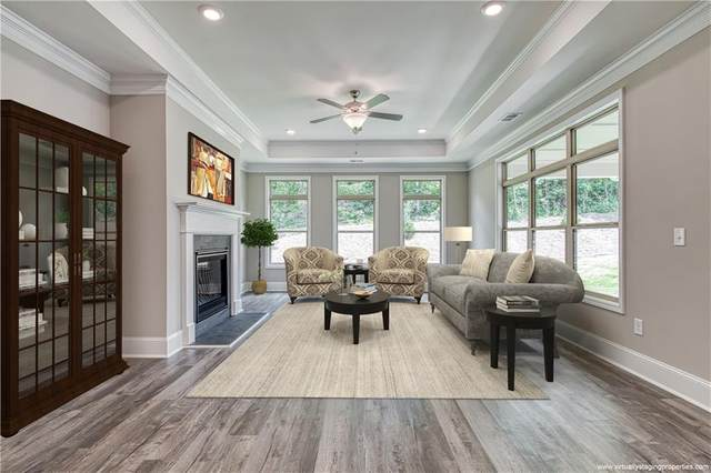 5096 Dillingham Drive NW, Acworth, GA 30101 (MLS #6942930) :: North Atlanta Home Team