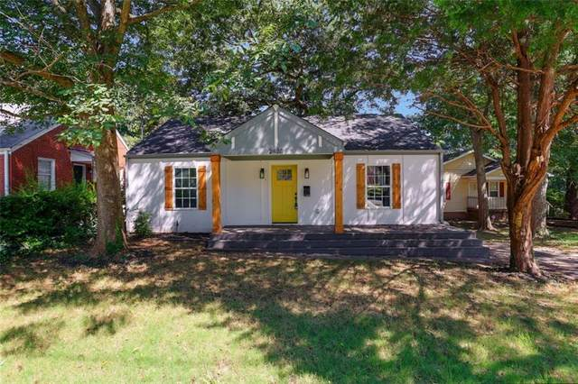 2438 Crestview Avenue, Decatur, GA 30032 (MLS #6942946) :: The Kroupa Team   Berkshire Hathaway HomeServices Georgia Properties