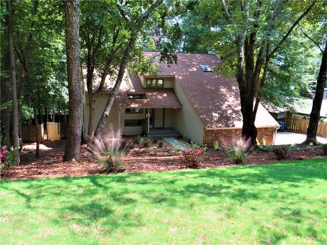 45 Fairway Ridge Drive, Alpharetta, GA 30022 (MLS #6942953) :: North Atlanta Home Team
